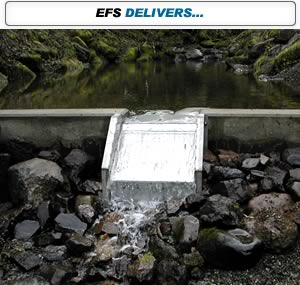 EFS Delivers... Municipal Water Solutions